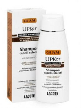 Guam UPKer shampoo capelli colorati - op. 200ml
