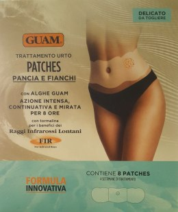 Patches pancia e fianchi Guam FIR